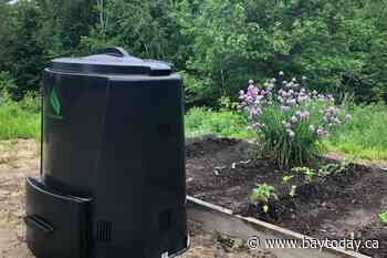 Composting project underway in Nipissing First Nation