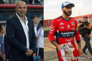 ¿Johnny Herrera al Olympique de Marsella con Jorge Sampaoli? - La Nación (Chile)