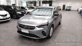 Vendo Opel Corsa 1.2 5 porte Edition nuova a Sesto Fiorentino, Firenze (codice 9219583) - Automoto.it
