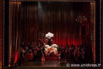 La Chauve-souris /retransmission Opéra PArc de bourgchevreuil jeudi 10 juin 2021 - Unidivers