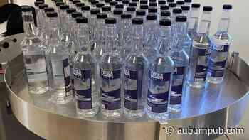 Cayuga Clear: King Ferry company begins vodka production - The Citizen