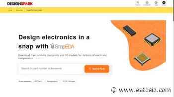 DesignSpark Integrates SnapEDA to Help Engineers Design Electronics Faster - Eetasia.com