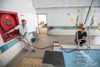520.000 liter water in het zwembad, Nijlenaars mogen gratis zwemmen bij heropening - Gazet van Antwerpen