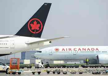 Air Canada announces routes for expanded cargo capacity - Squamish Chief
