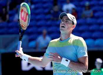 Canadian Vasek Pospisil drops tight first-round match at Noventi Open - Squamish Chief