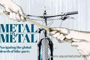Metal on Metal - Squamish Chief