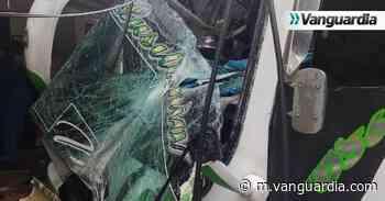 Motociclista falleció tras fuerte accidente en vía de Rionegro, Santander - Vanguardia