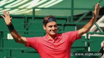 Federer wins Halle opener in grass-court return