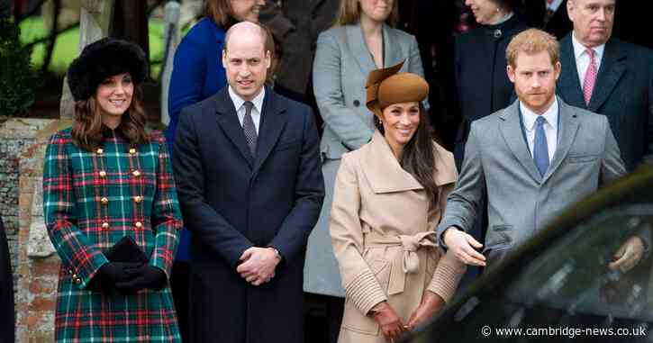 The Royal Family's secret nicknames for Prince William, Harry and Meghan - Cambridgeshire Live
