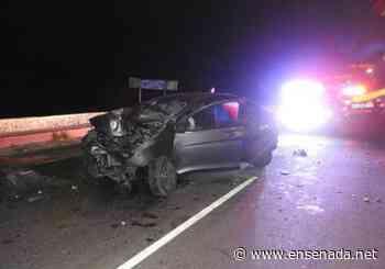 Murió jovencita de 25 años en un accidente - Ensenada.net