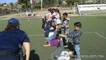 Reactivan Escuadrón Policial Infantil Juvenil en Ensenada - El Mexicano - Gran Diario Regional - El Mexicano Gran Diario Regional