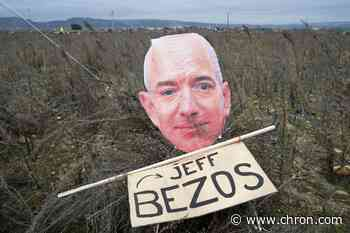 Why does Jeff Bezos want to go to space?