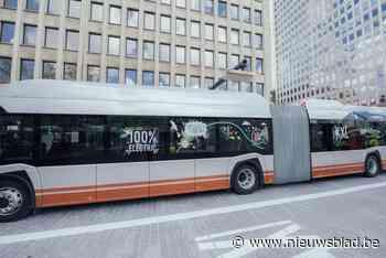 Bussen verdwijnen volledig uit Brusselse voetgangerszone