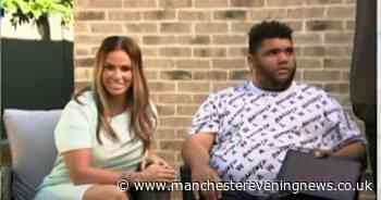 Katie Price and son Harvey praised by GMB fans as gaffe causes him to swear