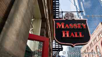 Storied music venue Massey Hall to reopen in November with Lightfoot, Sainte-Marie