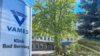 Bad Berleburg: Akutklinik erlaubt mehr Patientenbesuch - Westfalenpost