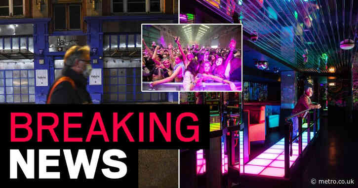 Nightclubs to stay shut for at least another month