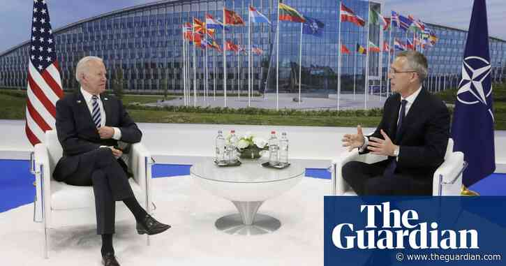 Nato summit: leaders declare China presents security risk