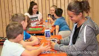 Kinderbetreuung Triberg - Programm in den Sommerferien - Schwarzwälder Bote