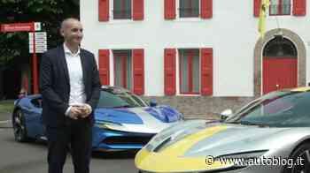 Ferrari SF90 Stradale Assetto Fiorano: a tu per tu con Matteo Turconi - Autoblog