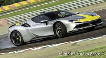 Ferrari, al volante della SF90 Assetto Fiorano: mille cavalli di emozioni elettrificate - Il Messaggero - Motori