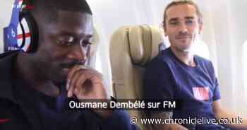 Griezmann provides exciting Newcastle United FM21 update after Mbappe 'transfer'