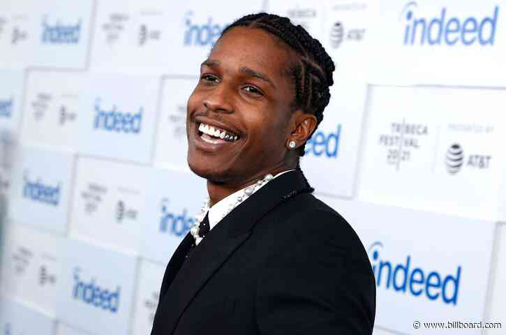 A$AP Rocky Feels 'Truly Blessed' Having Girlfriend Rihanna's Support