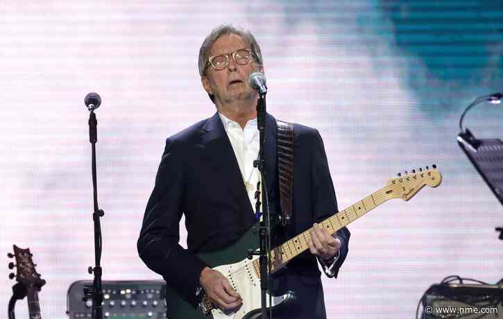 """Eric Clapton discusses his anti-vaccination stance: """"My greatest fear is what will happen to my kids"""""""