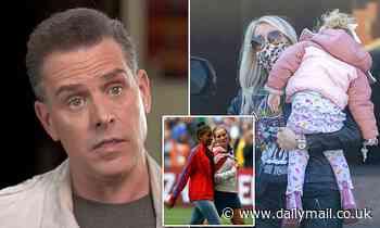 Hunter Biden claimed baby mama Lunden Roberts was daughter Maisy's basketball mentor