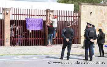 Demandan colectivos salida de Cid del Prado Pineda de la CEDH - El Sol de Tlaxcala