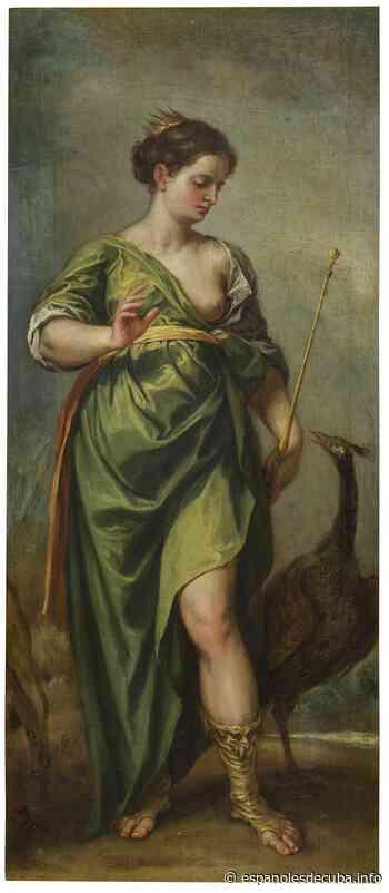 """""""La diosa Juno"""" de Alonso Cano al Museo del Prado - Españoles de Cuba"""