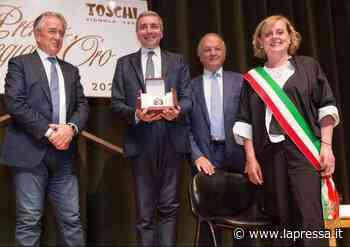 Vignola, al professor Luca Richeldi il premio Ciliegia d'oro - La Pressa