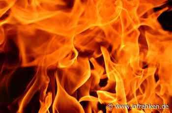 Kronach: Pedelec fängt Feuer - Nachbar löscht mit einer Kiste Radler