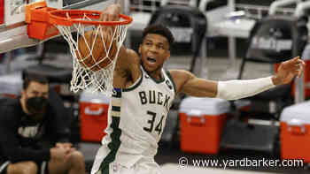 Bucks now betting favorites to reach Eastern Conference Finals