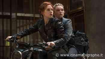 Black Widow: Florence Pugh celebra un traguardo del film con una foto inaspettata - Cinematographe.it - FilmIsNow