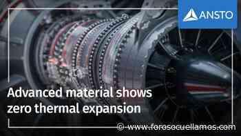 Los nuevos materiales avanzados muestran una estabilidad extraordinaria en una amplia gama de temperaturas. - forosocuellamos
