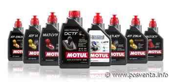 Motul completa su gama de lubricantes para cajas automáticas - Posventa