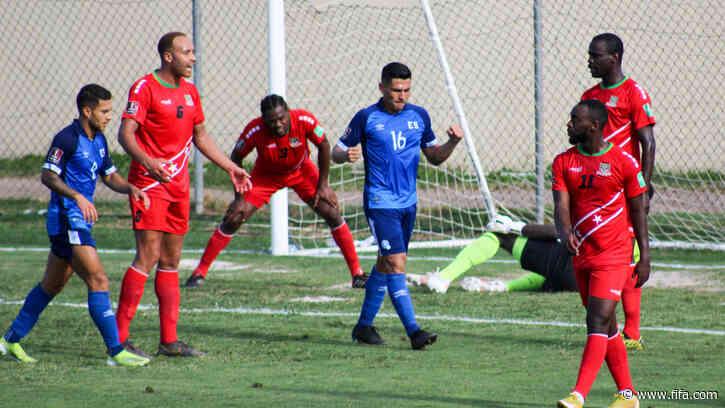 Rugamas and El Salvador dreaming big