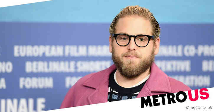 Jonah Hill says he's '50 and thriving' – and fans are confused about his real age in dapper photo