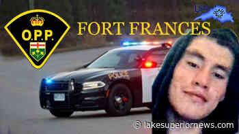 FORT FRANCES OPP MAKE QUICK ARREST ON BUSINESS B&E - Lake Superior News