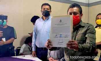 PRI-PRD gana Tlapa por 33 votos; dan constancia a Gilberto Solano - Noticias de Texcoco