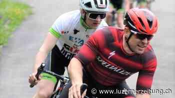 Radsport - Trotz Dauerregen: Meisterschaftsrennen sorgen für Hochspannung - Luzerner Zeitung