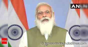 'Land degradation threatens societies, economies': PM at UN meet
