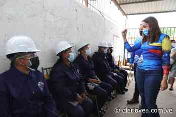 ¡Organización Popular! Anzoátegui ya tiene su primera Brigada del Poder Popular para las Aguas - Diario Vea