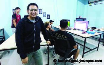 Cerita Guntur Sulistyo Raharjo Sediakan Jaringan Internet untuk Gamers - Jawa Pos
