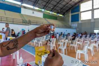Bertioga realiza 'Dia D' para 2ª dose da vacina contra Covid-19 e inicia imunização de novo grupo de trabalhadores da saúde - G1