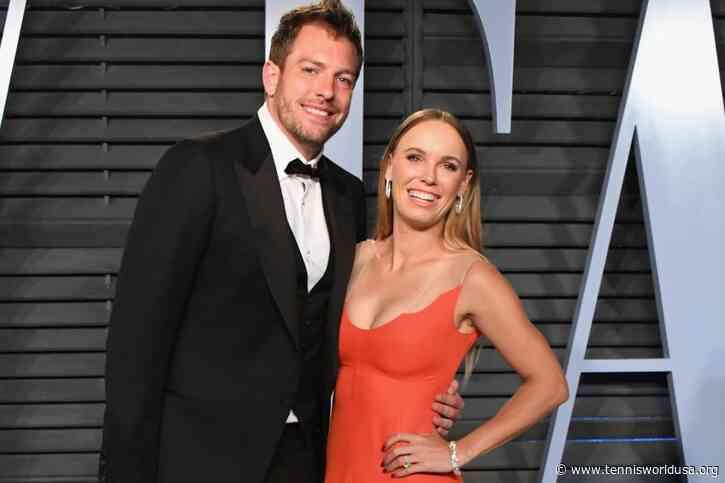 Caroline Wozniacki and husband David Lee welcome first child
