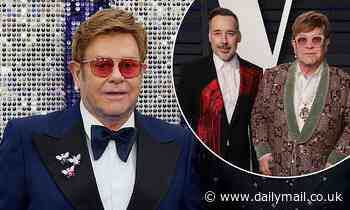 Elton John and his David Furnish to host  virtual party to celebrate the LGBTQ+ community