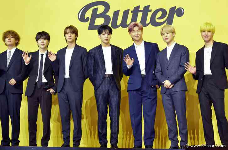 BTS' 'Butter' CD Single Comes With a Sweet Surprise — a New Track