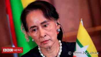 Aung San Suu Kyi: Trial of ousted Myanmar leader begins